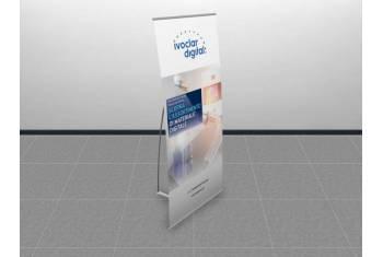 L – Banner 100x215cm