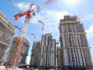 Fotografia d'architettura in costruzione
